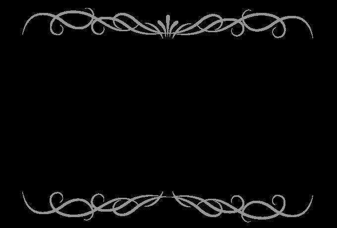 飾りフレームno 00015 Classic Style 1のpng Transparent Image